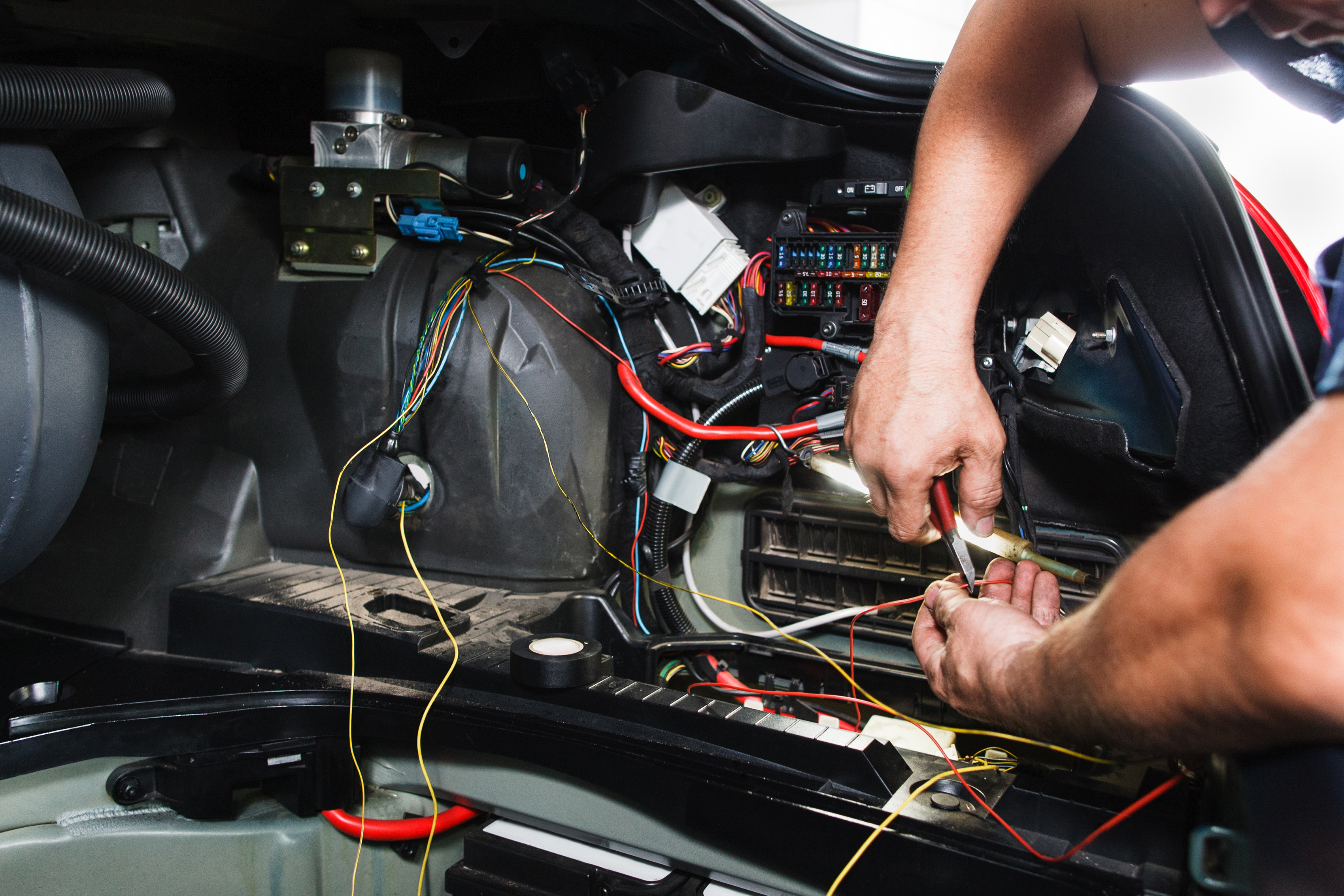 Class: Electrical Systems | Gearhead Workspace